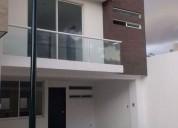 Vendo casa a un costado de periferico puebla 3 dormitorios 90 m2