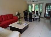 playa del carmen venta casa de 2 niveles con alberca privada 3 dormitorios 280 m2