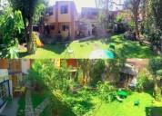 Terreno en venta, col. san nicolas totolapan, del. magdalena contreras 5 dormitorios 714 m2