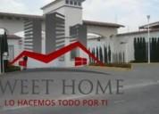 Hermosa casa en venta la joya, metepec 3 dormitorios 166 m2