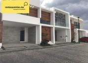 Increíbles casas diseño premium en lomas de angelopolis 3 dormitorios 138 m2