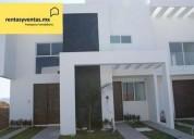 casa moderna en parque lisboa en lomas de angelopolis 3 dormitorios 186 m2