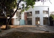 Renta de casa para oficinas en calle transitada, con amplio garage! co 700 m2