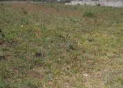 Terreno economico en san lucas cuauhtelulpan tlaxcala 2300 m2