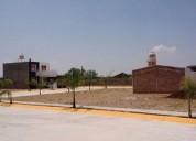 Terreno en venta al norte de aguascalientes 271 m2