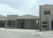 Estrene casa de una planta - residencial privado - saltillo 2 dormitorios 301 m2