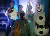 Show infantil de frozen en pachuca para tu fiesta