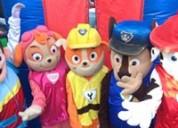 Show infantil de paw patrol para tu fiesta en pachuca