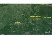 Rancho sobre carretera a tizimin 14640000 m2