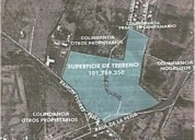 terreno usos mixtos en venta en saltillo 155000 m2