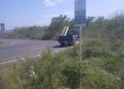 15,000 m2. sobre salida carretera mérida- chetumal en kanasín