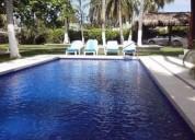 casa en pie de la cuesta en venta acapulco, alberca,4 recamaras 4 dormitorios 3000 m2