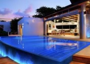 Se vende exclusiva casa en playacar fase 1 playa del carmen p1364 4 dormitorios 535 m2
