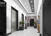 Oficina comercial en venta en exertia piso 32 en boca del río
