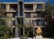 Departamento penthouse en venta tulum arthouse edificio 7-ph401 2 dormitorios