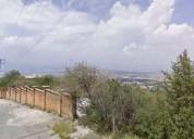 terreno en venta col. lomas de lourdes saltillo, coahuila 2480 m2