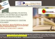 Lic. en derecho civil con especialidad hipotecario