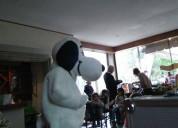 Snoopy show infantil excelente divertido cdmx