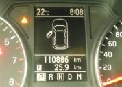 Nissan xtrail s año: 2012