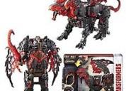 Transformers de la ultima pelicula al mejor precio (ideal para esta temporada de reyes)
