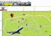 Mapa animado de guadalajara