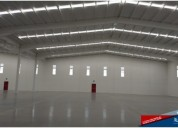 Se renta nave industrial 1951 m2 0 21,001 square