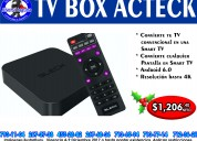 Tv box acteck