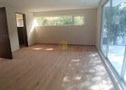 Casa sola, equipada, nueva, acabados de lujo, narvarte, 355m2. 4 recamaras y estudio