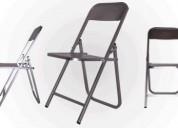 Para tu alquiladora sillas de lamina