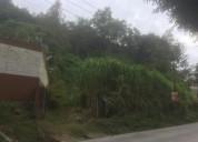 Terreno en venta en briones-zoncoantla (orilla de carretera)