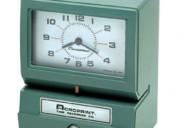 Reparo relojes checadores de asistencia 2299407381