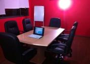 Oficinas virtuales en renta.