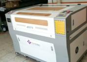 Embtec venta de máquina corte láser 90x60.