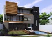 Espectacular residencia de lujo con elevador, vista al mar y alberca 4 dormitorios 450 m2