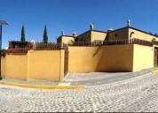 Casa en venta en tlaxcala, el lugar ideal para vivir 3 dormitorios 760 m2