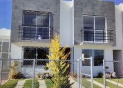 Villas las maravillas, tizayuca, hermosas casas 2 dormitorios 72 m2