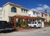 se vende casa en residencial marbella, playa del carmen 4 dormitorios 245 m2