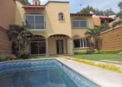 venta de casa sola con alberca en lomas de cuernavaca clave 2089 4 dormitorios 300 m2