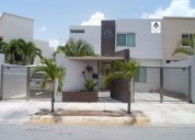 se vende espectacular casa de 4 recamaras sm.12 4 dormitorios 300 m2