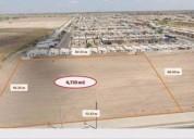 Terreno comercial en venta en mexicali baja california 4 m2