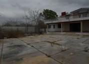 Amplia casa campirana en chablekal 4000 m2