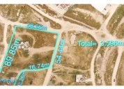 Terreno en venta la haciendita, chihuahua / cantera 3,596 mts2 3596 m2