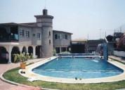 Casa amplia en dos plantas y alberca con fuente 4 dormitorios 1100 m2