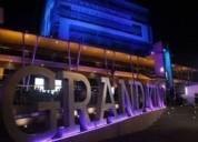Grand kino oficina en renta 95 m2