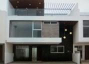 Residencia el lomas de angelopolis 3 dormitorios 180 m2