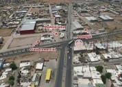 Bodegas en venta, quintas carolinas, chihuahua 399 m2