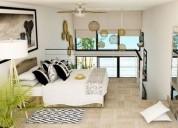 Hermosos lofts y condos cerca del mar en playa del carmen 1 dormitorios