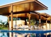 casa nueva en venta , privada parque central con alberca 3 dormitorios 350 m2