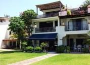 Vr/r-21.casa en renta/venta en marina vallarta puerto vallarta 3 dormitorios 190 m2