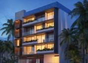 Departamento penthouse en venta playa del carmen pura playa ph501 2 dormitorios